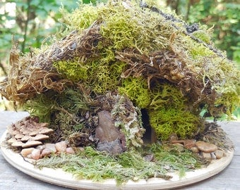 Fairy House Kit - All Natural Basic - Great for parties!