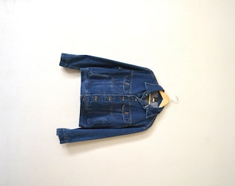 "1970's ""Lee""  Blue Denim Jacket"
