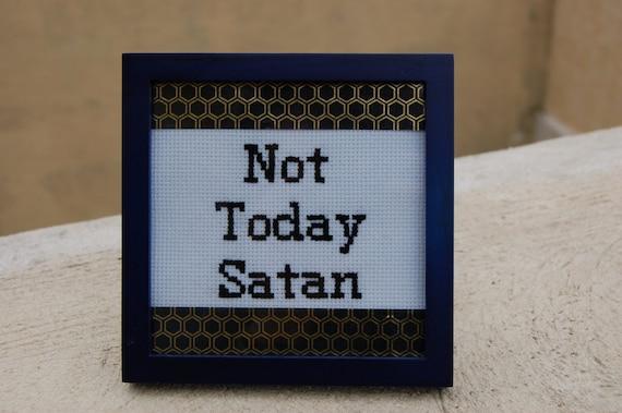 Not Today Satan Bianca Del Rio Quote RuPaul's Drag Race