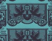 Free Spirit Fabrics Anna Maria Horner Pretty Potent Banner Days in Ocean - Half Yard