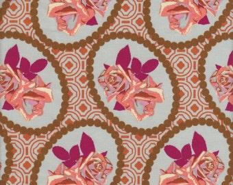 Free Spirit Fabrics Anna Maria Horner Hand Drawn Garden Waltz in Poem - Half Yard