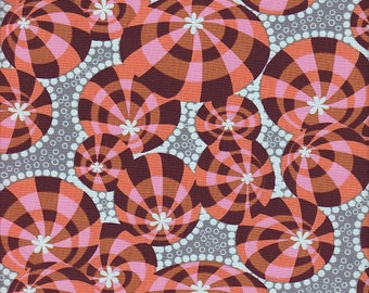 Free Spirit Fabrics Anna Maria Horner Loulouthi Buoyancy in Coral - Half Yard