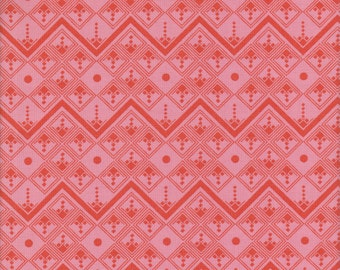 Free Spirit Fabrics Anna Maria True Colors Going Up in Smoothie - Half Yard