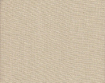 Robert Kaufman Carolina Chambray in Natural - End of Bolt - Last Yard in Stock