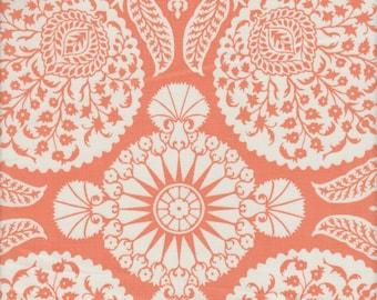 Free Spirit Fabrics Joel Dewberry Flora Bazaar in Carrot - Half Yard