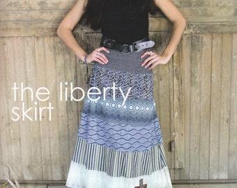 Parson Gray The Liberty Skirt Pattern