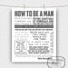 Ron Swanson, Printable Ron Swanson Quotes, Parks and Rec, Parks and Rec, How to be a Man, Ron Swanson Quotes, Parks and Rec, Father's Day