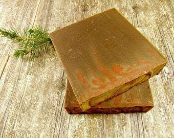 Vanilla Fig Soap - Cold Process Soap - Handmade Soap - Bar Soap - Phthalate Free Fragrance - Vanilla Musk, Fig, Bergamont, Rum, Amber