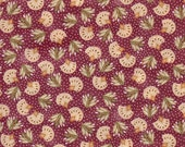 Pink Kelmscott Manor Print 100% Cotton Quilting Fabric