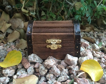 The Legend of Zelda inspired Proposal Chest