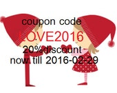 Coupon code for 20% discount