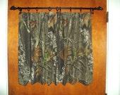 FRONT DOOR, Back Door Camouflage Curtain