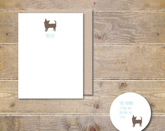 Gift for Dog Lover, Dogs, Dog Stationery, Dog Stationary, Dog Lover, Dog Lover Gift, Thank You Cards, Any Breed, Mother's Day Gift