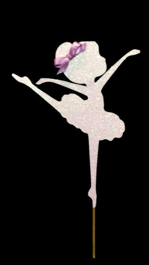 Ballerina Cake Topper Cake Decoration Ballet Cake Topper