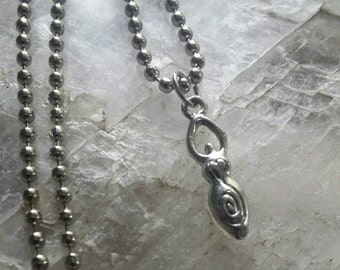Petite Goddess Necklace