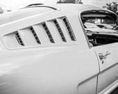 Ford Mustang Shelby 350 GT BLACK and WHITE Fine Art Print- Car Art, Antique Car, Home Decor, Nursery Decor, Wall Art, Vintage Car