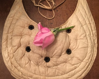 Antique Victorian Bustle Pillow Pad Hoop
