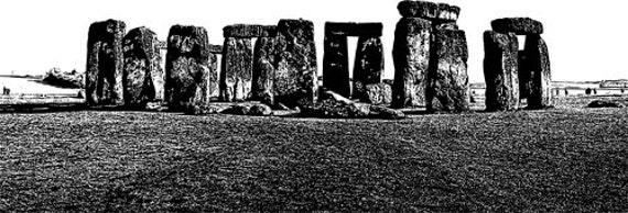 stonehenge printable wall art london clipart clipart digital image graphics Download ancient ruins black & white art printable landscapes