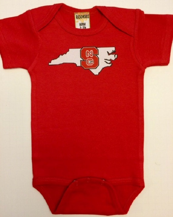 Nc State Baby Clothes