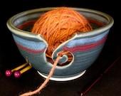 Yarn Bowl - Knitting Bowl - Knitter Gift - Knitting Caddy - Knitting Storage - Knitting Yarn Bowl - Yarn Organizer - Bowl Yarn -InStock