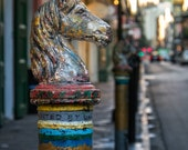 New Orleans Hitching Post - NOLA Decor
