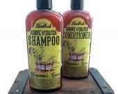 Cleopatra's Curse Shampoo and Reconconstructing Conditioner Set Paraben Free