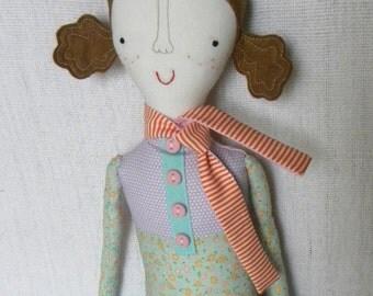 Hanna   girly doll