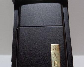 Vintage Zippo Cigarette Lighter 1995