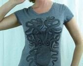 Women's Octopus Tshirt