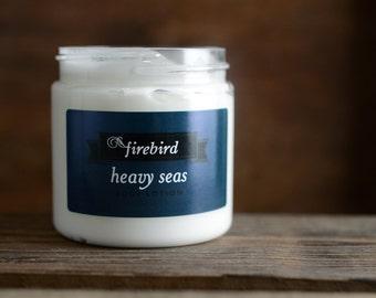 Heavy Seas Body Lotion, Avocado and Shea Butter Lotion