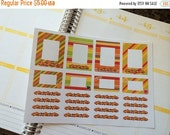 Huge Sale Planner Stickers Fall Stickers Full Boxes Half Boxes Label Stickers