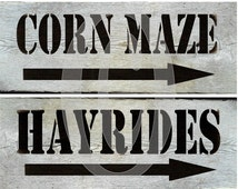 Unique Corn Maze Related Items Etsy