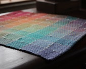 Rainbow Doll Blanket