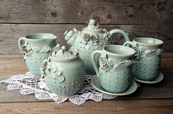 set alice in wonderland teapot creamer sugar. Black Bedroom Furniture Sets. Home Design Ideas