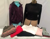 8 Pc Sweater Lot - Everything Must Go