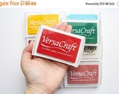 versacraft ink pad. versa craft stamp pad. multipurpose ink for paper fabric more. wedding scrapbooking. card making. large. choose 1 color