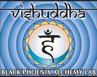 Vishuddha: Black Phoenix Alchemy Lab Perfume Oil 5ml