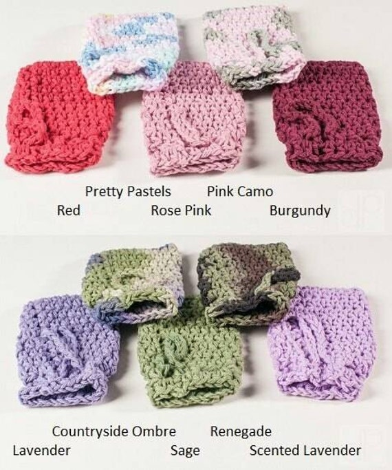 Wholesale Crochet Soap Savers, USA Grown Cotton , US Shipping Included ...
