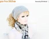 ON Sale Mens Womens Tube Hat Dread Unisex Grey Gray Sock Wrap Headband Dread Band
