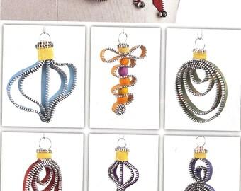 Sale!  My Christmas Zips pattern (IJ915) - Indygo Junction