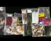 Tons of Craft Feathers Wholesale Huge Lot Guinea Rooster Pheasant Peacock Crow Schlappen Indian Cock Ginger Brown Pink Black 60 Dollar Value