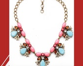 Charm necklace, Designer Womens Fashion, Immediate Delivery