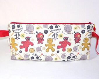 Voodoo Knitters Anna - Premium Fabric