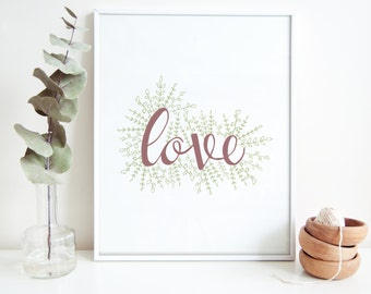 Items similar to framed fabric yarn letters for child 39 s for Living room 6 letters