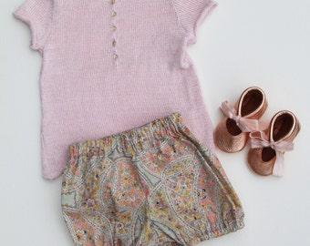 Liberty of London Cotton Bloomer Shorts