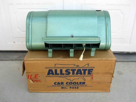 Vintage Evaporative Cooler : Reserved for kaeferboy vintage allstate car cooler swamp