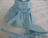 "Ginny 8"" Doll Clothes, ""Julie"" Sundress and Hat"