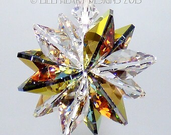 Custom Made Suncatchers Christmas Ornaments By
