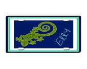 Personalized  license plate as a gift for your favorite car or for your  home decorations.
