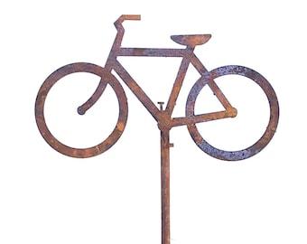 Metal Bike Art Bike -FREE SHIPPING- Sculpture Metal Bicycle Bicycle Art